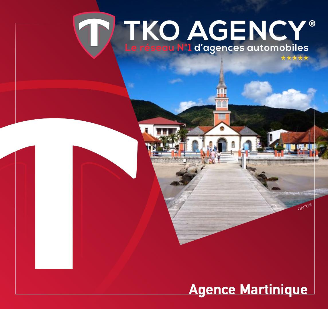 TKO Agency - Martinique (en cours d'ouverture)