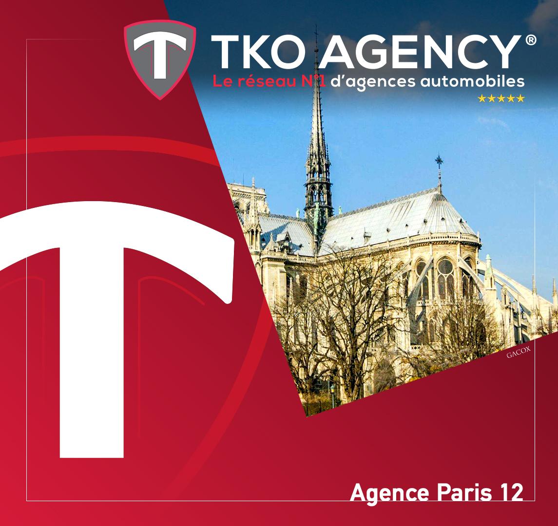 TKO Agency - Paris 12 (en cours d'ouverture)